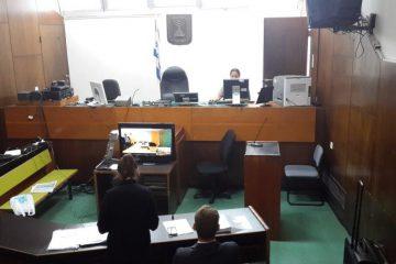 שירות וידאו בבתי המשפט
