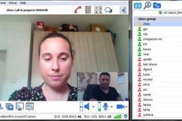 מערכת ווידאו קונפרנס לפסיכולגים ומטפלים